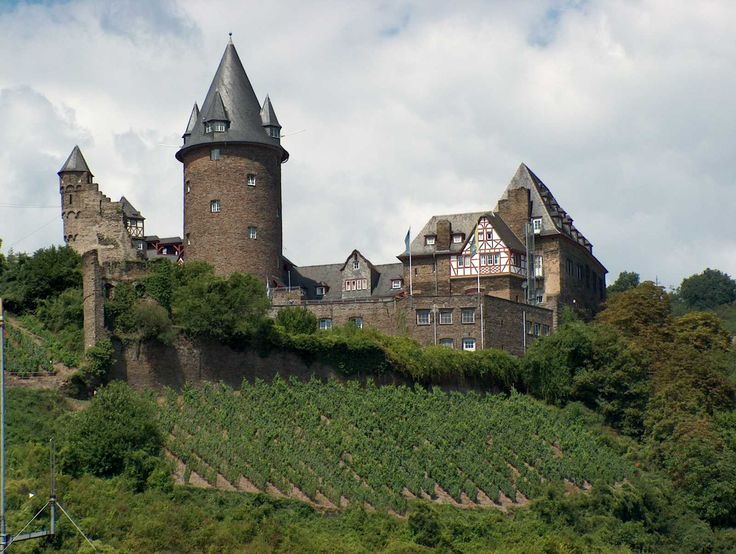 Stahleck Castle in Rhine Valley: Favorite Places, Travel Places, Image Search, Bacharach Rhein, Rhine Valley Germany, Bacharach Germany, Yahoo Image, Fields Trips, French Castles