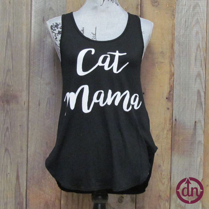 Our cat mama tank tops were created with love for all of the cat mama's who treat their pets just like family!  Want to show off your love for your feline friend from top to bottom? Pair this tank top with a pair of party paws leggings for a kitten approved look. If you are looking to dress up, throw on a pair of jeggings and boots to prowl around with your purrfect pal!
