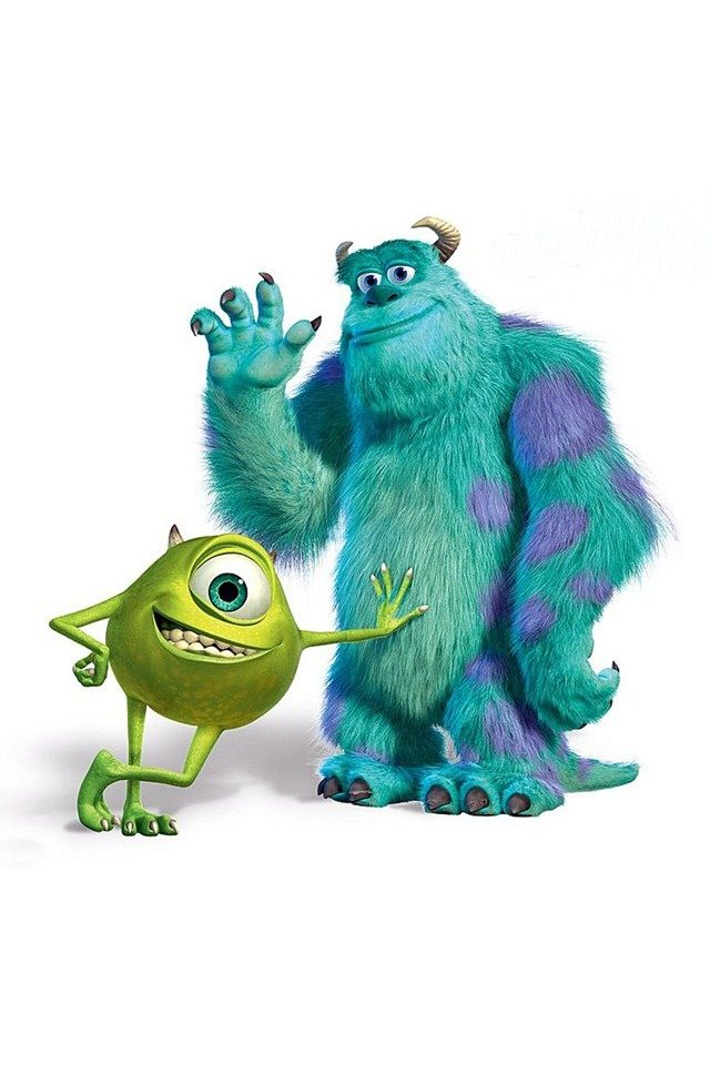 Mike and Sully (Monsters, Inc.)