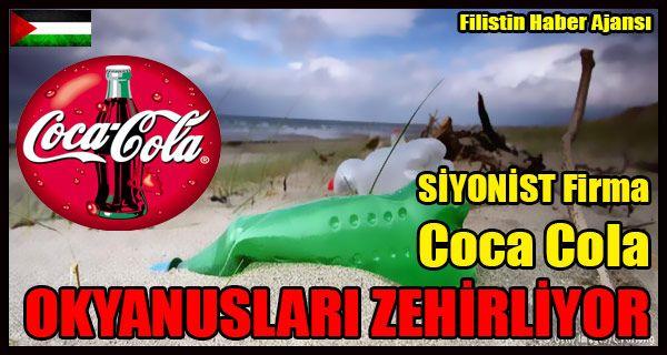 500 ayrı markaya sahip olan Coca Cola her yıl 100 milyardan fazla tek kullanımlık plastik şişe satıyor.   BBC'nin aktardığına göre, Coca Cola 2010 yılında tek kullanımlık şişelerin işleri için sürdürülebilir bir model olmadığını söylemişti.   #çevre kirliliği #coca cola #coca cola çevre kirliliği #dünya kirlilik #greenpeace #israil coca cola #israil ticaret #okyanuslar kirlilik #siyonist firma #yahudi malı coca cola