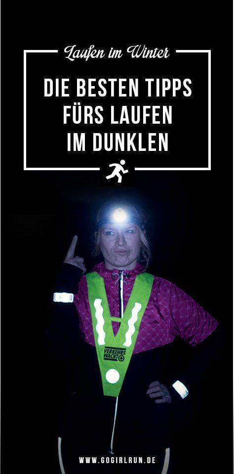Die besten Tipps fürs Joggen in der Dunkelheit [mit Podcast-Folge #43] – Go Girl! Run! –Laufen, Reisen & Triathlon für Frauen