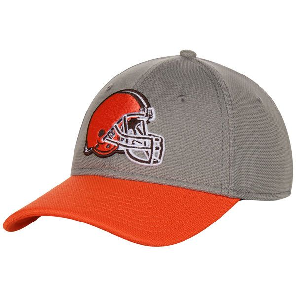 Cleveland Browns NFL Pro Line Lombard Stretch Fit Hat - Gray - $17.99