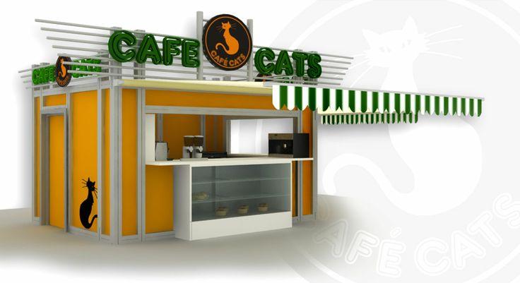 Modüler-Taşınabilir Kafeterya Uygulaması