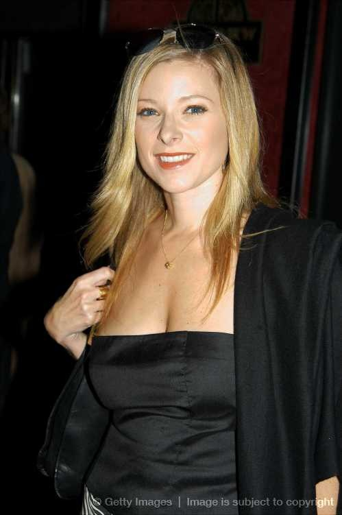 Cady McClain, I had a crush on her for so many years, wow