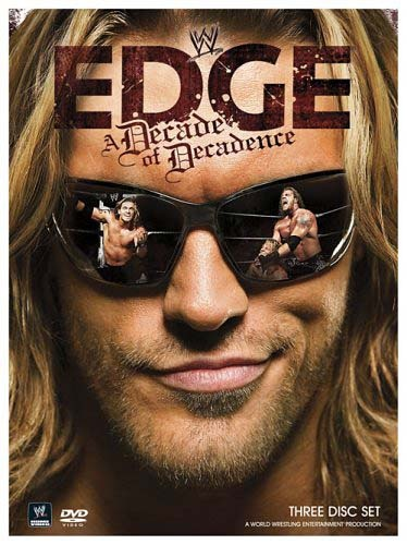 Edge DVD setWwe Then Now Forever, Sportsprofess Wrestlers, Champion Edging, Edging Rate, Edging Shock, Sports Profession Wrestlers, Edging Dvd, Decadent Dvd, Adam Copeland