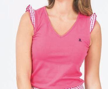 """Camiseta mujer modelo Gominolas """"La Jaca"""""""
