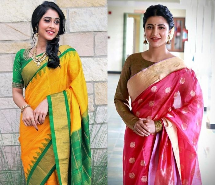 10 Most Flattering Traditional Hairstyles For Sarees Keep Me Stylish Traditional Hairstyle Saree Hairstyles Saree
