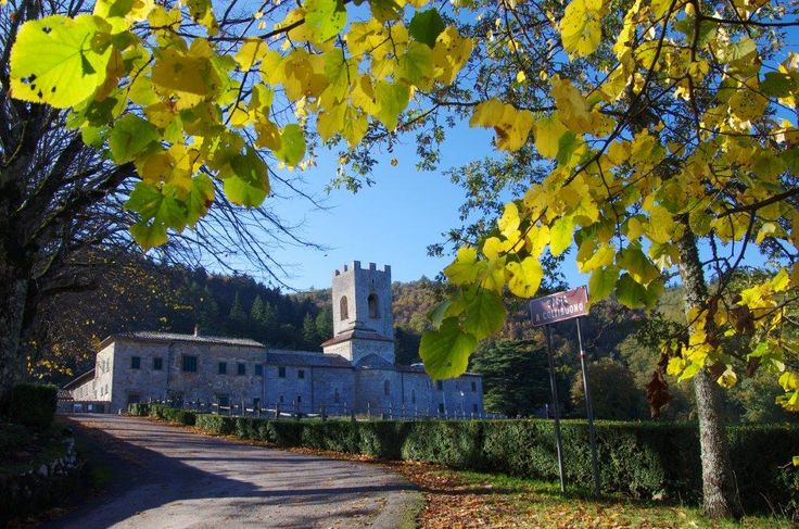 Autunno a Badia a Coltibuono #Tuscany