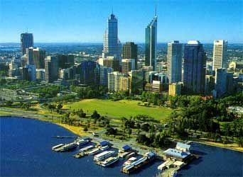 Perth, Australia.