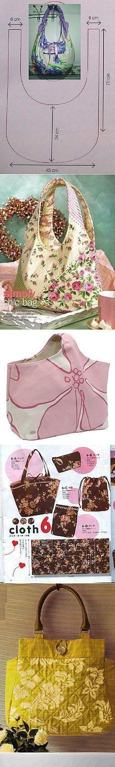Шьем сумки | для дома | Постила