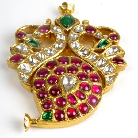 south indian pendants - Google Search