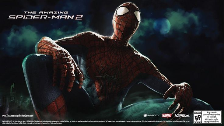 The Amazing Spider-Man 2 Video Game Announced, Coming Spring 2014 [TEASER]