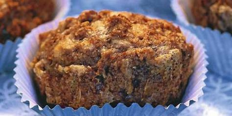 MUFFINS: Hvorfor ikke prøve lavkarbo-muffins som et alternativ til frokosten. Disse inneholder nøtter, ost og kli.