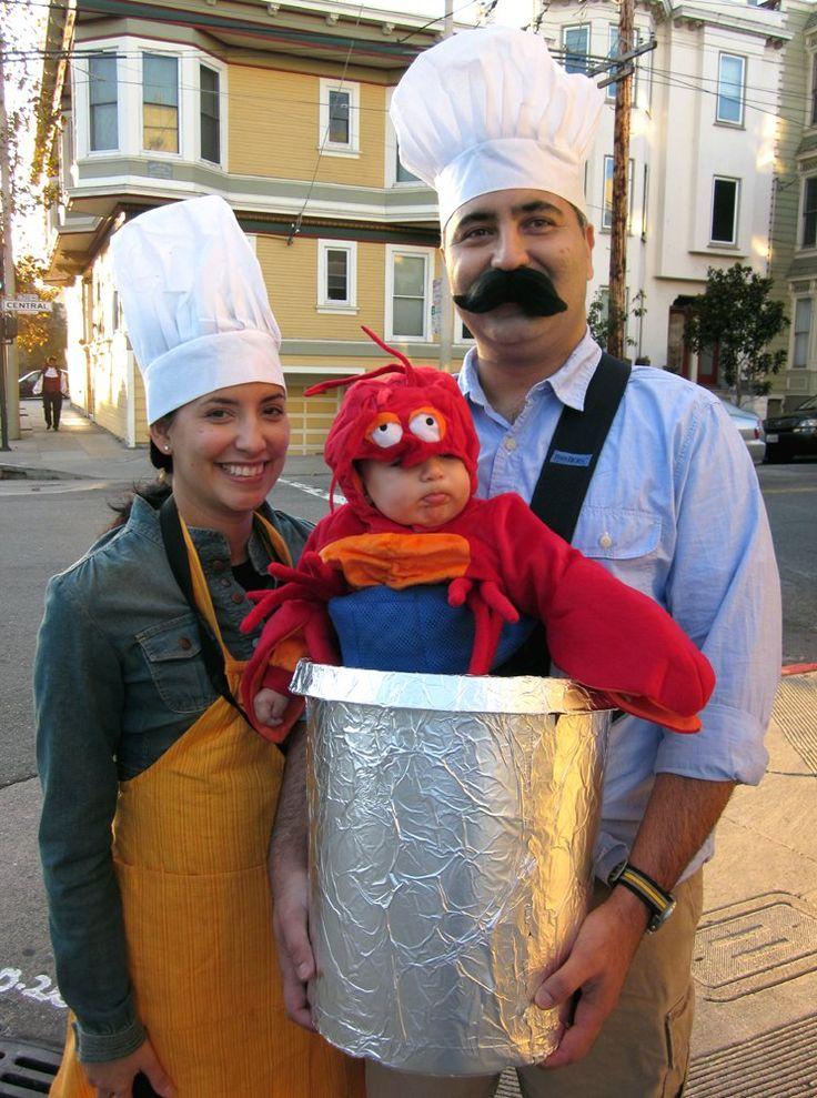 30 idées inspirantes pour mettre en costumes Halloween toute la famille