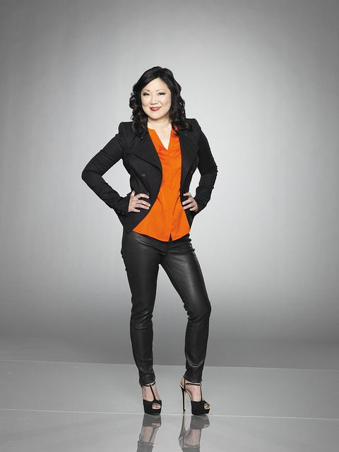 Margaret Moran Cho www.MargaretCho.com An American comedian,fashion designer,actress,author &singer-songwriter.Cho (Korean ancestry) best known for her stand-up routines, through which she critiques social & political problems,especially those pertaining to race &sexuality.She has also directed&appeared in music videos&has her own clothing line. Frequently supporting LGBT rights&has won awards for her humanitarian efforts on behalf of women,Asians,LGBT community.