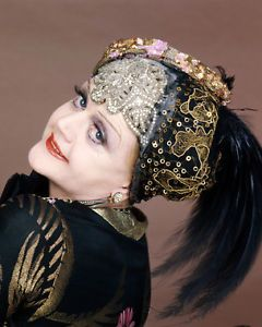 """Death on the Nile""  Angela Lansbury as Salome Otterborn, the romantic novelist"