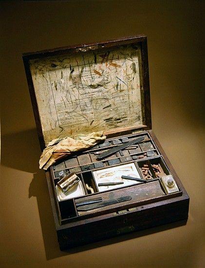 American School-Paintbox of John James Audubon (1785-1851)