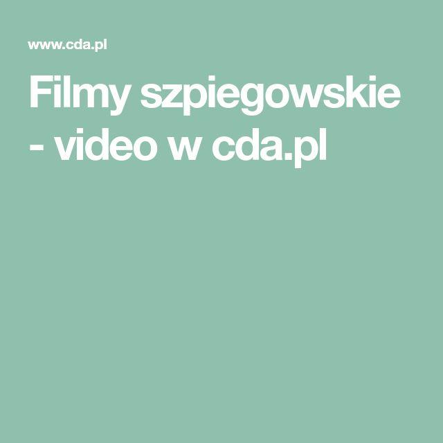 Filmy Szpiegowskie Cda