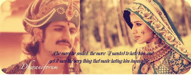 Hate wed us , Love Bonds us #JodhaAkbar #Jodha #Paridhi #Rajat #Akdha #Jalal #ZeeTV