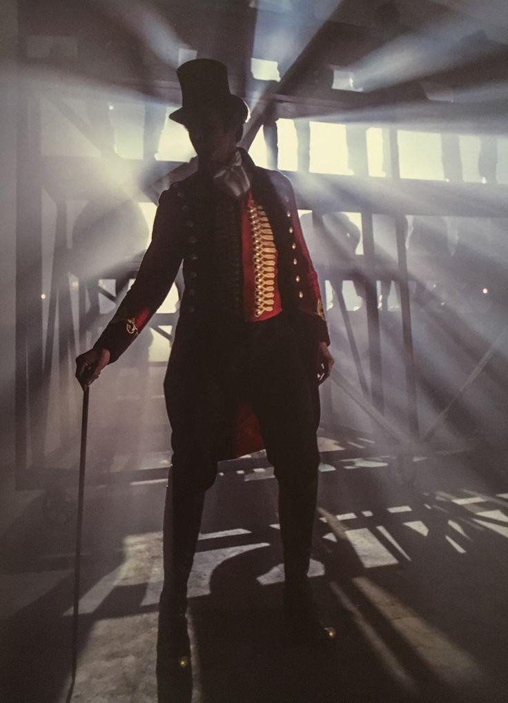 Hugh Jackman; The Greatest Showman
