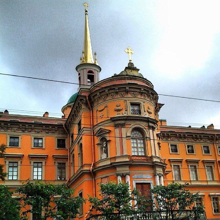 Михайловский (Инженерный) замок - Дворцовый - Санкт-Петербург