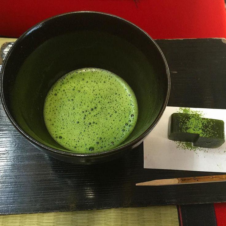 Маття из Удзи - лучший в Японии! #чай #Удзи #Киото #Япония #маття #матча #зеленыйчай #порошковыйчай #вагаси #Бёдоин