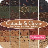 Cattails and Clover by Kansas Troubles