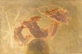 Gaetano Previati. La danza delle ore (1899)