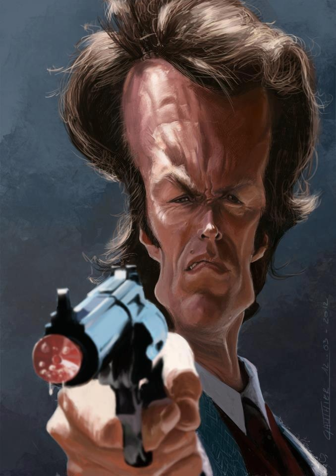"""I know what you're thinking. """"Did he fire six shots or only five?"""" Well, to tell you the truth, in all this excitement I kind of lost track myself. But being as this is a .44 Magnum, the most powerful handgun in the world, and would blow your head clean off, you've got to ask yourself one question: """"Do I feel lucky?"""" Well, do ya, punk?"""