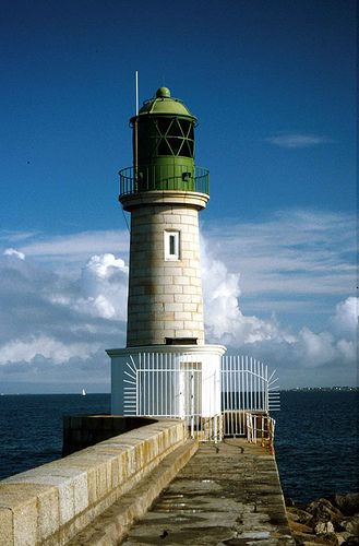 ... and I will also have a lighthouse.
