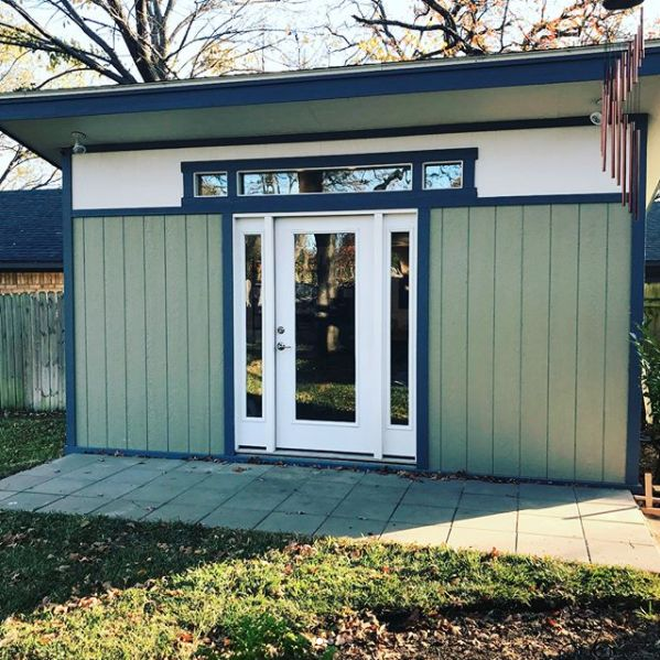 125 Best Modern Sheds Amp Shed Offices Images On Pinterest