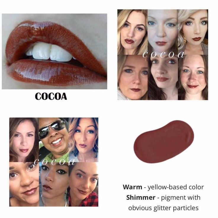 Cocoa LipSense. Kiss-proof, waterproof, smudge-proof lipstick that last up to 18 hours.  Vegan and hydrating. @perfectkisses808