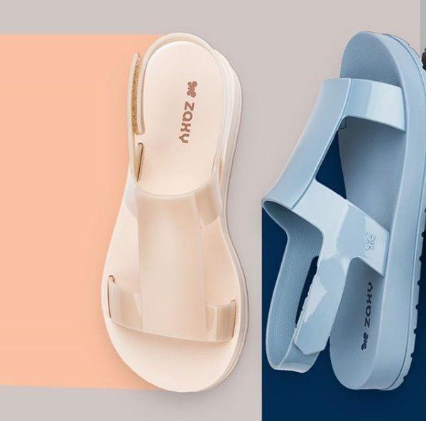 Sandalia Feminina Zaxy Ever Zaxy Modafeminina Sandalias Femininas Sapatos De Grife Sapatos Fofos