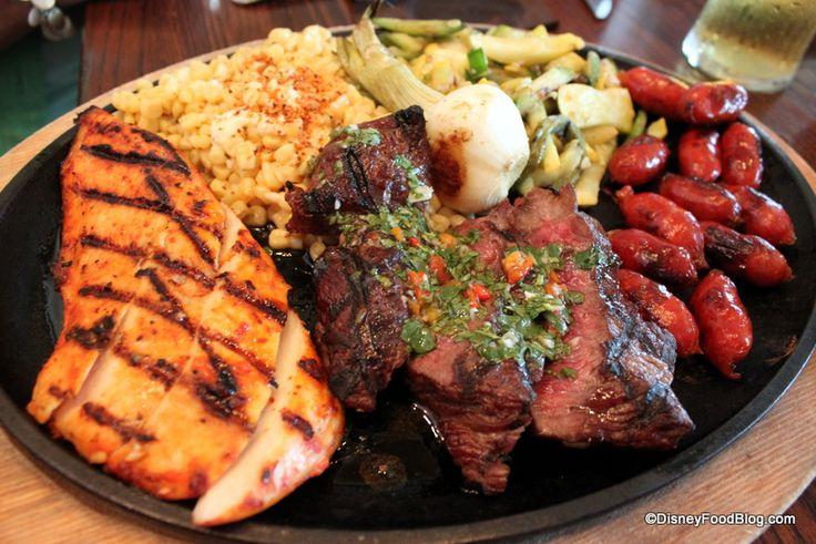Review: Epcot's La Hacienda de San Angel   the disney food blog