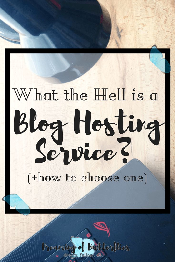 In this article, we want to help you understand what the hell is a blog hosting service, the importance of being self-hosted, show you how we chose ours and tell you why we made that choice. And we're telling you this exactly like we would to ourselves of last year if we were to time travel and go grab a beer together.