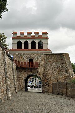 Opatów Kolegiata św. Marcina (01) - Opatów – Wikipedia, wolna encyklopedia