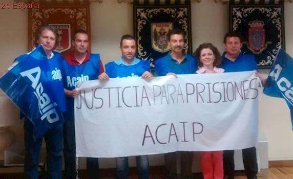 Los funcionarios de prisiones piden una oferta de empleo público «que cubra las necesidades reales»