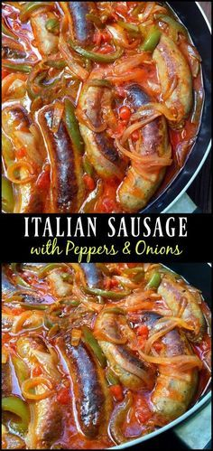 how to cook italian sausage on stove