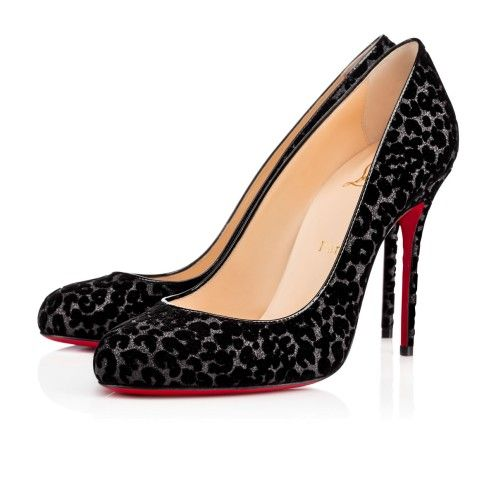 louboutin men - Artesur ? christian louboutin Fifi round-toe pumps Multicolor ...