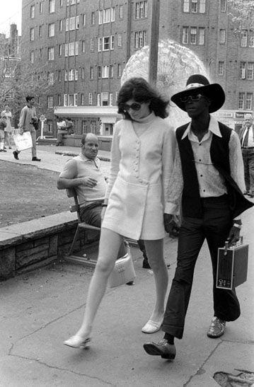 Rennie Ellis: Black Dude, Kings Cross 1970-71