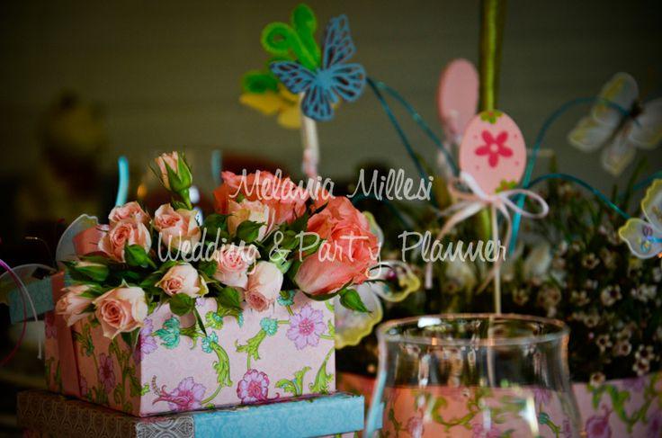 Pasqua - Easter  Allestimenti ... Wedding e Party Planner Catania Melania Millesi http://www.melaniamillesi.it/