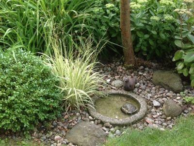 vardagens guldkorn: öppen trädgård