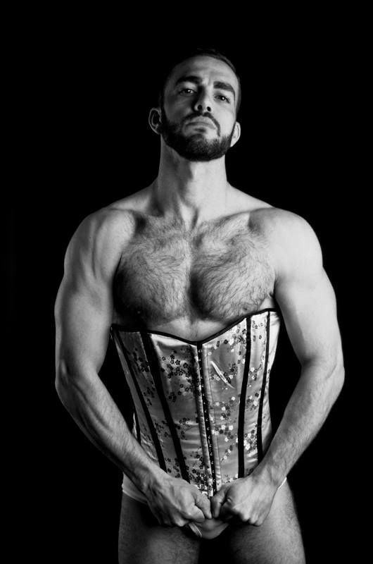 Gays in corsets