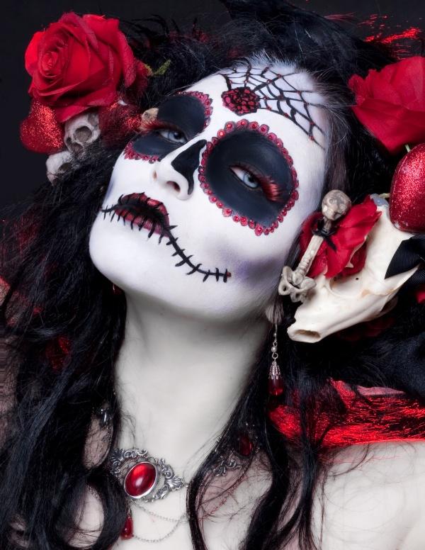 36 best Catrinas images on Pinterest | Sugar skulls, Halloween ...
