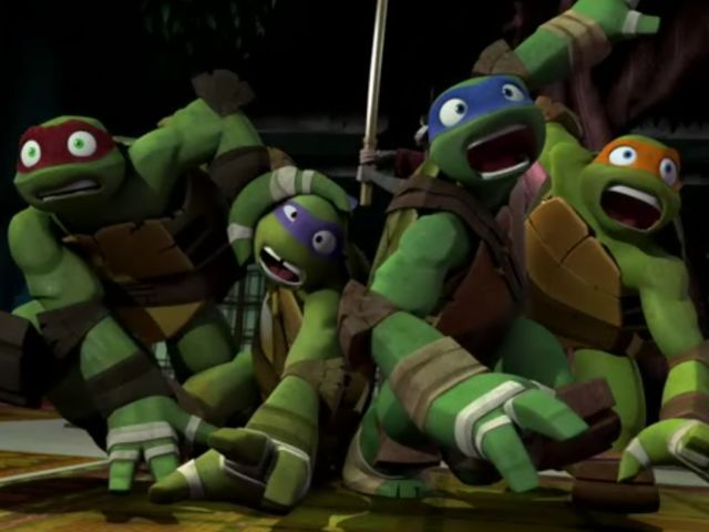 I got: All of them!! Which TMNT Character Would Fall For You? I don't have crushes on them,but I thought this would be fun! They all would fall for me! LOL!!!!