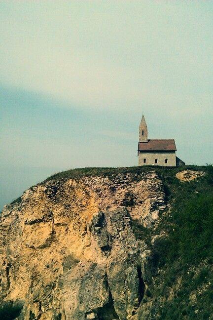 Nitra Dražovce. Kostol Svätého Michala.  St Michael.  Oldest church in slovakia