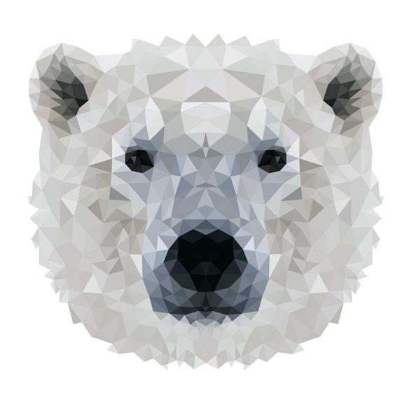 Muursticker diamond ijsbeer is een originele muursticker voor in de kinderkamer. Bekijk ook onze andere muurstickers.