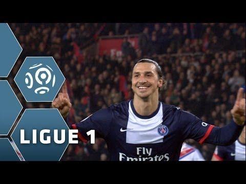 FOOTBALL -  But Z. IBRAHIMOVIC (41' pen) - Paris Saint-Germain - Olympique Lyonnais (4-0) - 01/12/13 (PSG-OL) - http://lefootball.fr/but-z-ibrahimovic-41-pen-paris-saint-germain-olympique-lyonnais-4-0-011213-psg-ol/