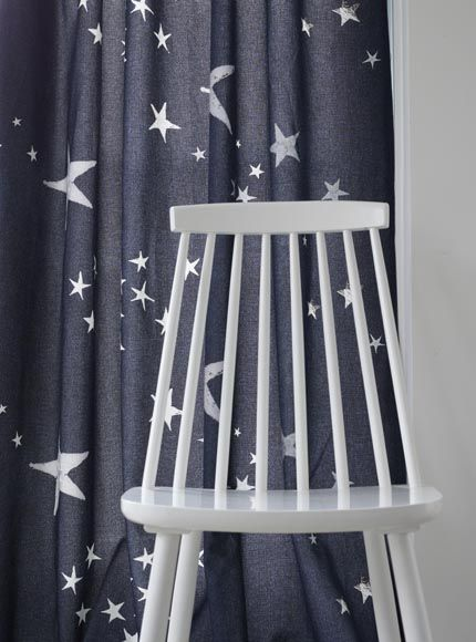 Fabric #curtains #kinderkamer #gordijn | Onszelf