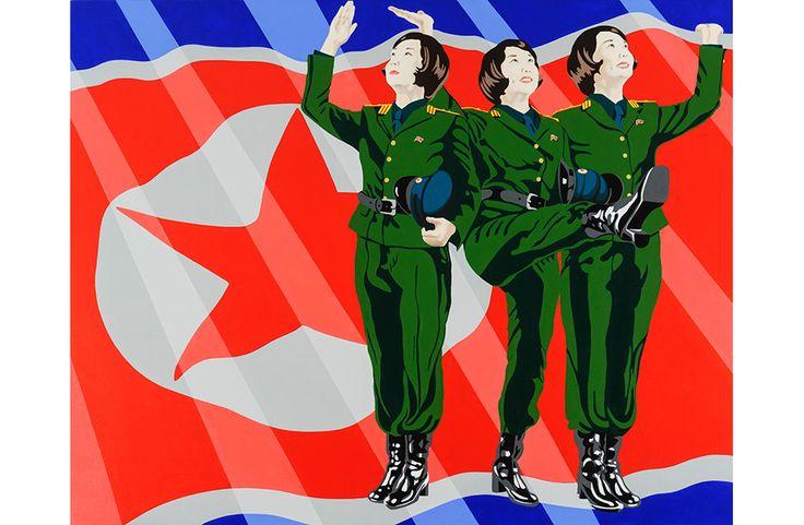 Mina Cheon y lo sublime ideológico aplicado a Corea del Norte, por Jonathan Goodman